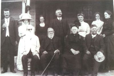 Family of James Donaldson Watson